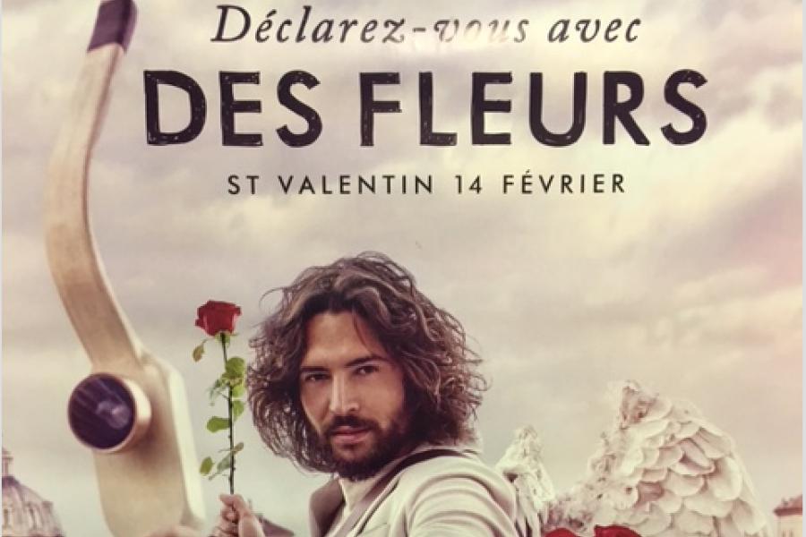 A Fleur de Peau-Magasin-Rosheim || SAINT VALENTIN 14 FEVRIER 2017 ||